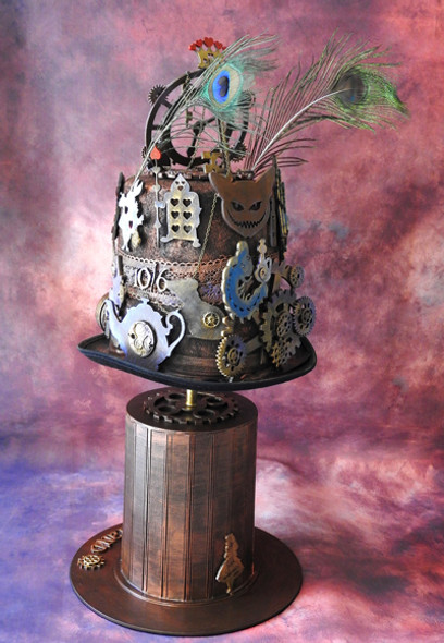 Alice in Steampunkland - Wonderland Hat