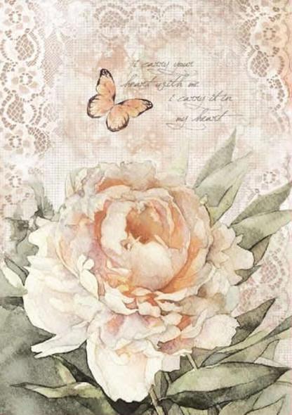 Vintage Rose & Laces