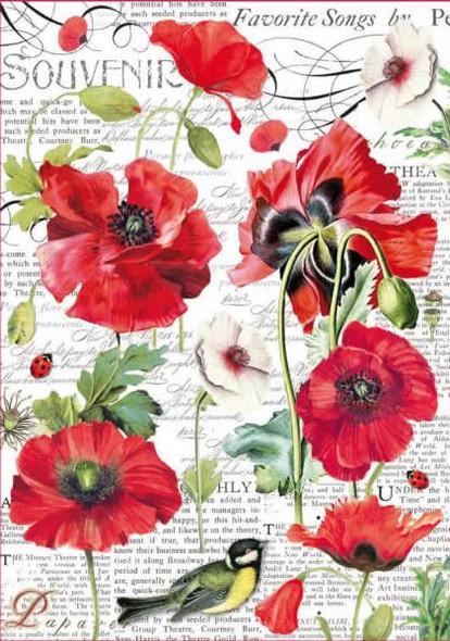 Botanic Poppy