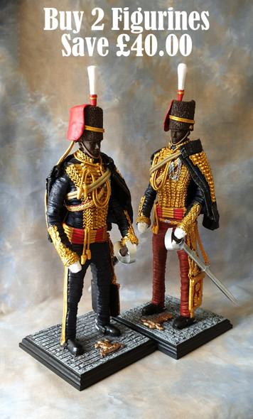 The 10th Royal Hussars (PWO) & The 11th (PAO) Hussars - Britain's Cavalry Series