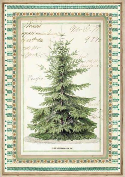 Winter Botanic Christmas Tree