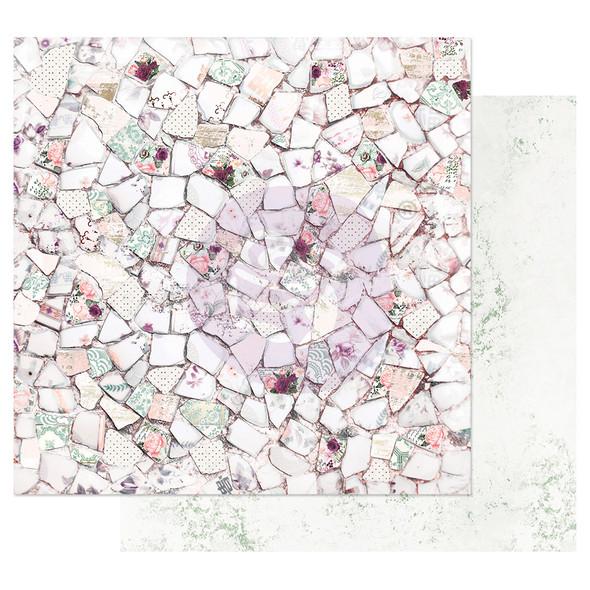 "PRETTY MOSAIC 12"" Paper Pad"
