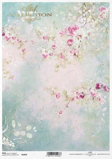 Pastel Roses Wallpaper