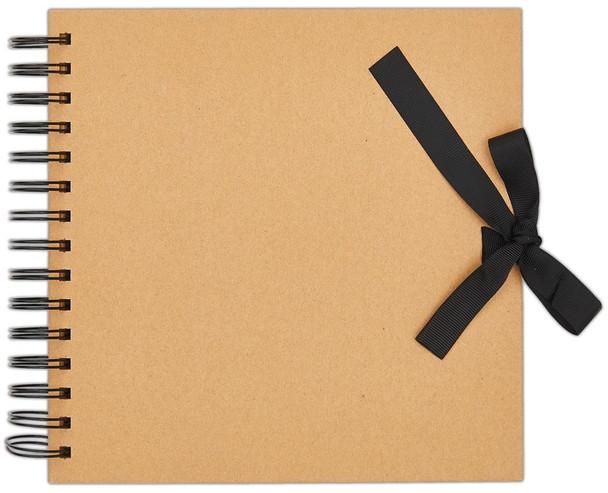 Kraft Scrapbook Album