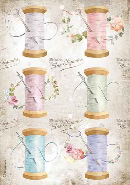 Romantic Threads Needle & Thread
