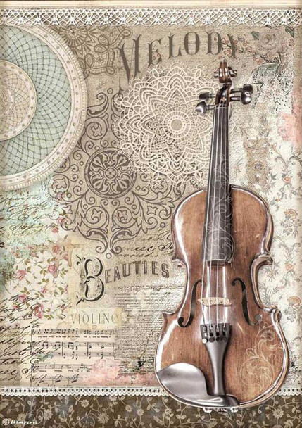 Passion Violin