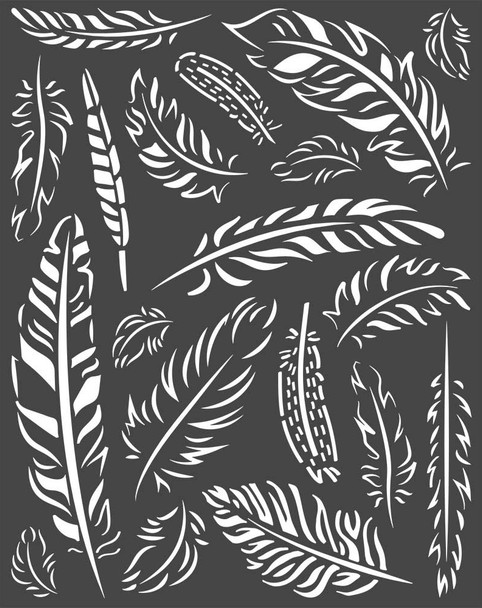 Amazonia Feathers