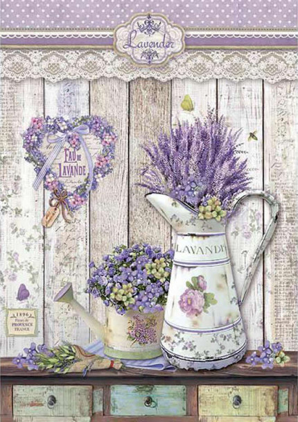 Provence Shabby Watering Cans