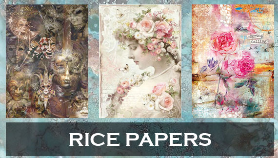 Shop Rice Papers A4