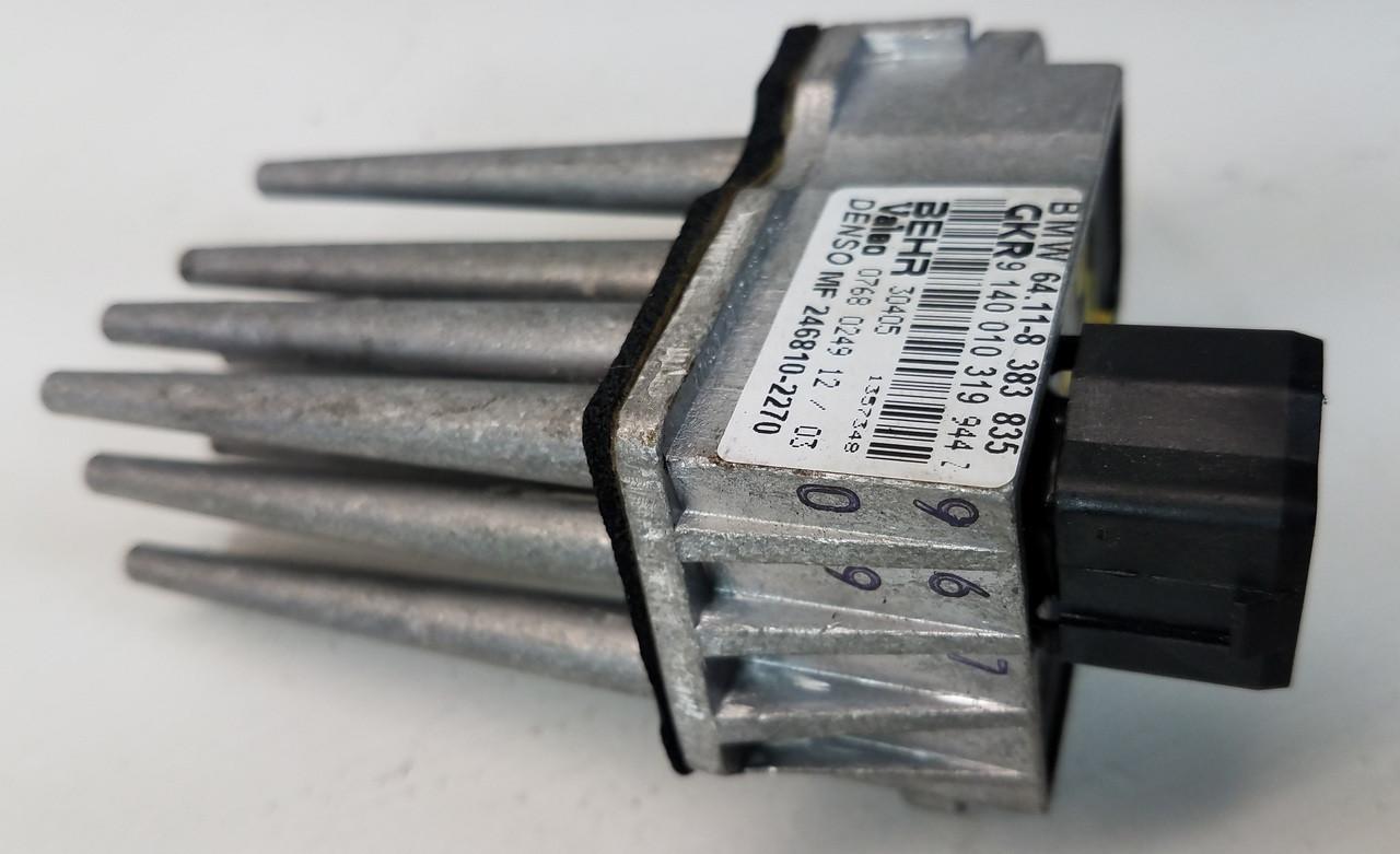 Bmw E46 M3 Final Stage Resistor Blower Fsb Kompresor Seri 5 E39 Denso 328 540i 528i Motor 8383835