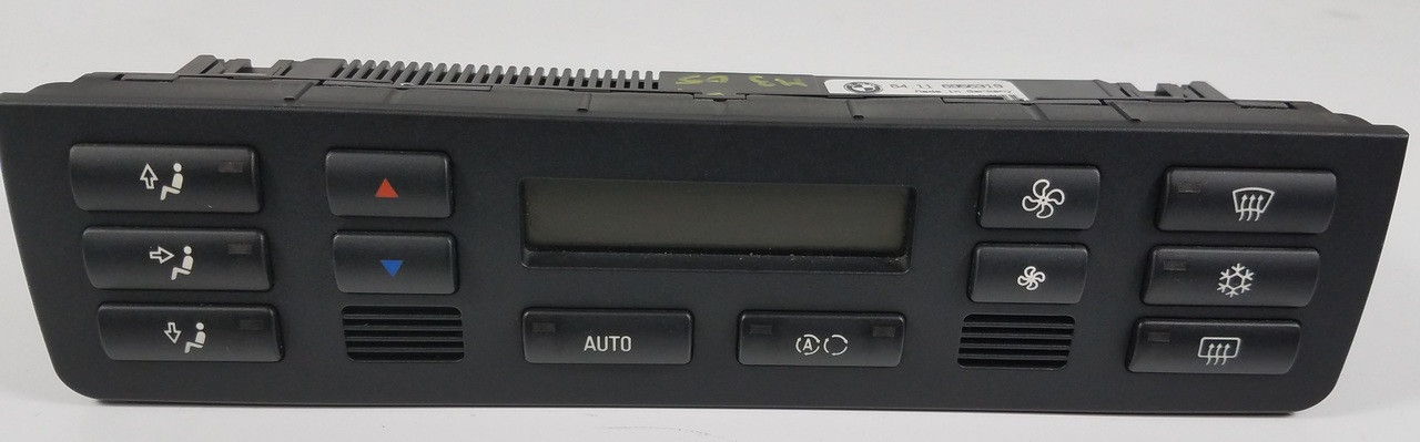 04 05 06 BMW E46 M3 330 325 A/C AIR CONDITIONER HEATER CLIMATE CONTROL