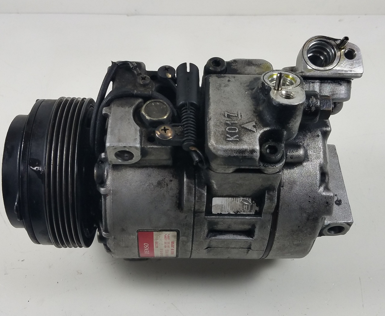 BMW E39 540 E38 740 A/C AIR CONDITIONER COMPRESSOR DENSO 447200