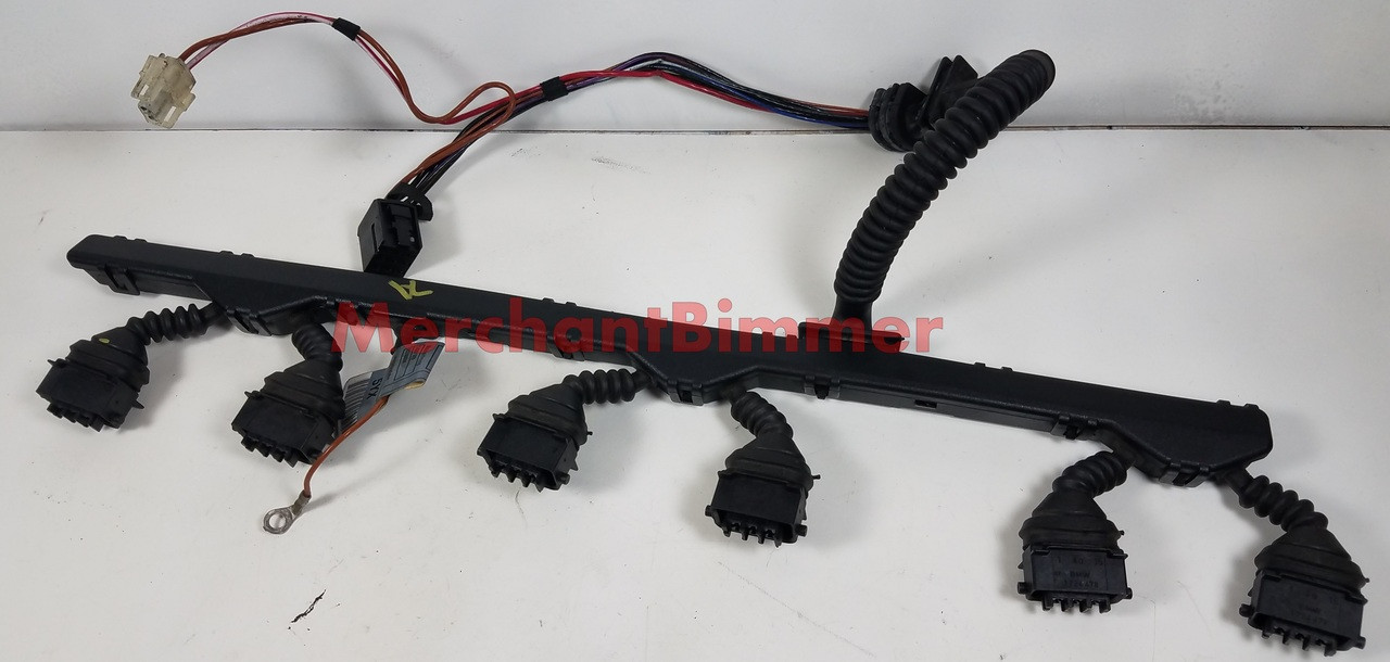 BMW E39 530i 528i 525i M54 ENGINE IGNITION COIL WIRE HARNESS ... M Wiring Harness on fall protection harness, nakamichi harness, amp bypass harness, safety harness, alpine stereo harness, pony harness, suspension harness, pet harness, obd0 to obd1 conversion harness, oxygen sensor extension harness, battery harness, electrical harness, engine harness, radio harness, maxi-seal harness, cable harness, dog harness,