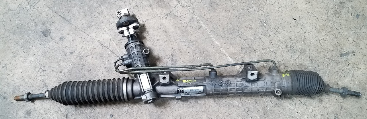 99 BMW e46 330 328 325 ZF POWER STEERING RACK AND PINION 1096283
