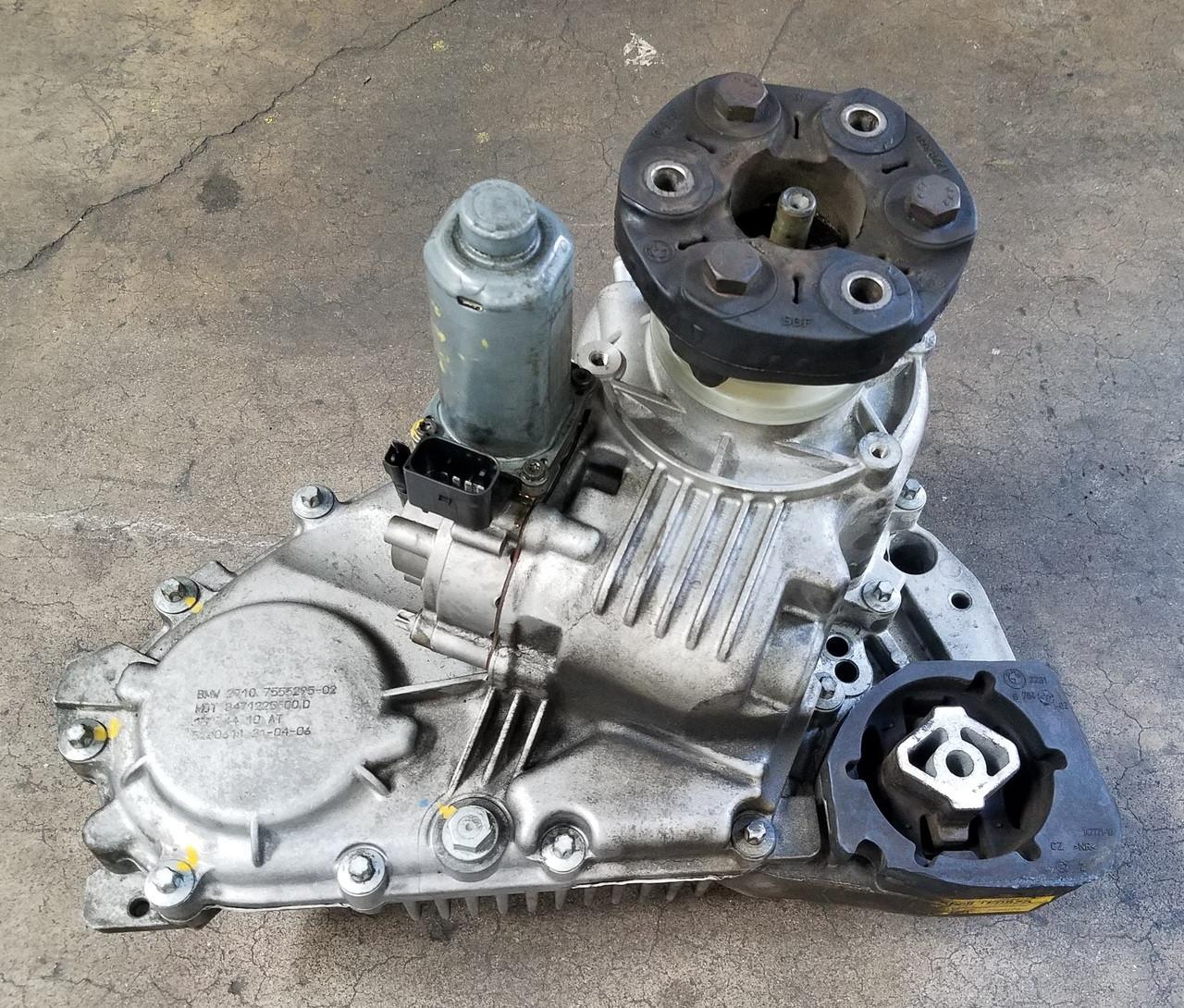06 BMW E53 X5 4.4 TRANSFER CASE BOX ATC 500 SHIFT ACTUATOR 7555295
