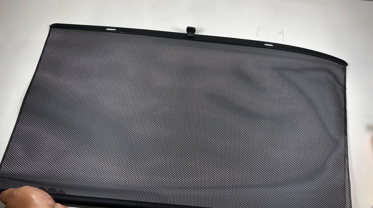 PASSENGER REAR WINDOW SUN ROLLER SHADE 8173174 BMW 740iL 750iL e38