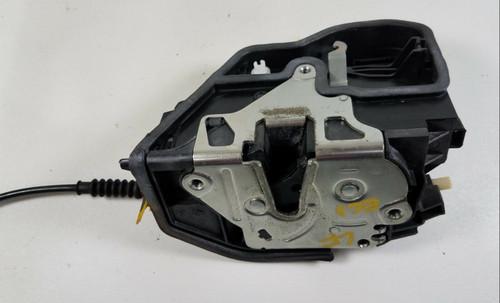 04-09 BMW E60 5-SERIES DRIVER FRONT DOOR LOCK LATCH ACTUATOR 7202143