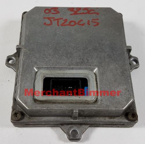BMW E46 M3 330 325 Headlight Ballast Control Module 1307329074