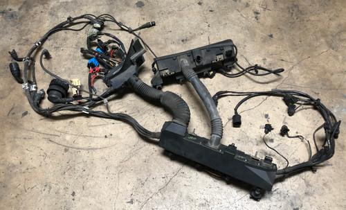 99 00 BMW E38 740 M62Tu VANOS ENGINE WIRE HARNESS LOOM