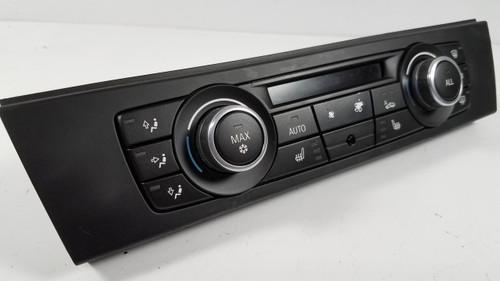 BMW E92 335i 330i A/C HEATER CLIMATE CONTROL UNIT 9224546