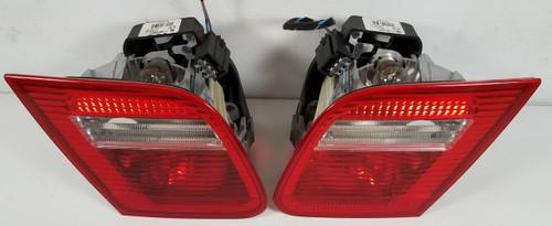 04-06 BMW E46 M3 330ci 325ci TRUNK INNER LAMP BULB SOCKETS PAIR 406511