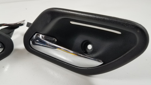 BMW E38 740 E39 540i 528i  ILLUMINATED INTERIOR FRONT DOOR HANDLES