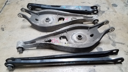 BMW E46 M3 330 325 REAR UPPER AND LOWER CONTROL ARMS 1094889
