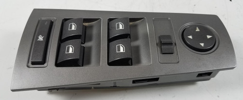 BMW E65 745 DRIVER MASTER WINDOW CONTROL SWITCH 6915008