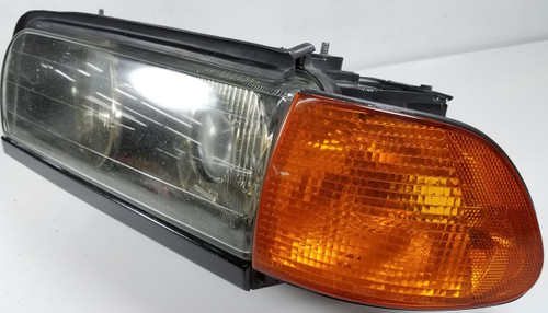 96 97 98 BMW E38 740 750 DRIVER FRONT HALOGEN HEADLIGHT