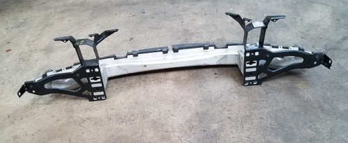04-08 BMW 550i 545i 530i FRONT BUMPER REINFORCEMENT SUPPORT BAR 7148585