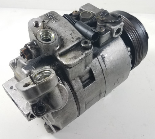 BMW E39 540 E38 740 A/C AIR CONDITIONER COMPRESSOR DENSO 447200