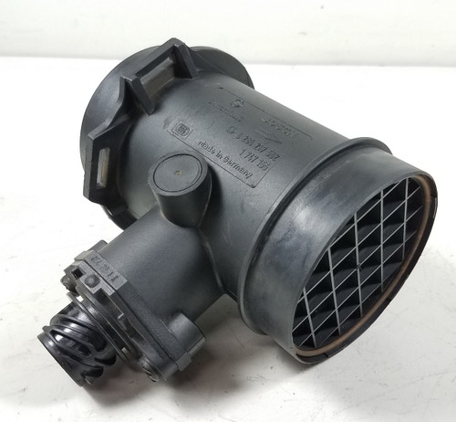 95 BMW E36 325 MASS AIR FLOW METER MAF SENSOR 1747155