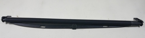 01 BMW E38 740i PASSENGER REAR WINDOW SUN ROLLER SHADE 8150956
