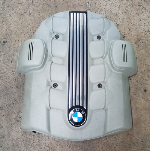 BMW N62 ENGINE TOP BEAUTY COVER 7511559 X5 4.4 745 545 645