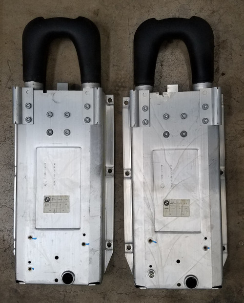 BMW E46 M3 330ci 325ci CONVERTIBLE REAR SEAT ROLL OVER BARS 8260316