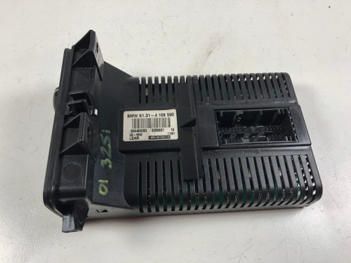 01 BMW E46 HEADLIGHT CONTROL MODULE SWITCH 4108590