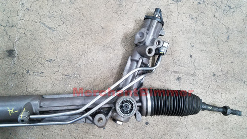03-06 BMW E53 X5 ZF POWER STEERING GEAR RACK & PINION 6763342