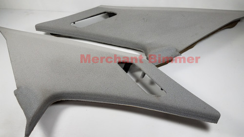 BMW E34 525i 530i 540i PAIR REAR C PILLAR PANELS TRIM