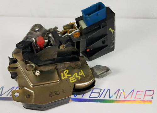 BMW E34 540i 530i 525i DRIVER REAR DOOR LOCK ACTUATOR 8138927
