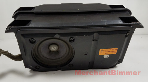 BMW E36/7 Z3 ROADSTER REAR SUBWOOFER SPEAKER 8400106