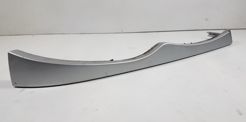 02-05 BMW E46 330i 325i Sedan Passenger Headlight Lower Trim 7030554