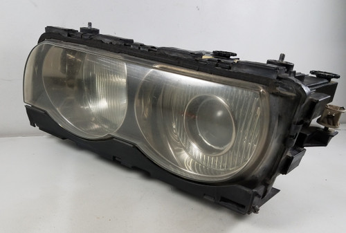 99 00 01 BMW 740 DRIVER LEFT XENON HEADLIGHT 8386957