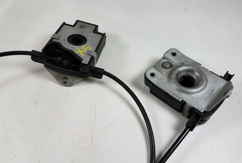 BMW E53 X5 CENTER BOWDEN CABLE HOOD LOCK RELEASE LATCH 8403219