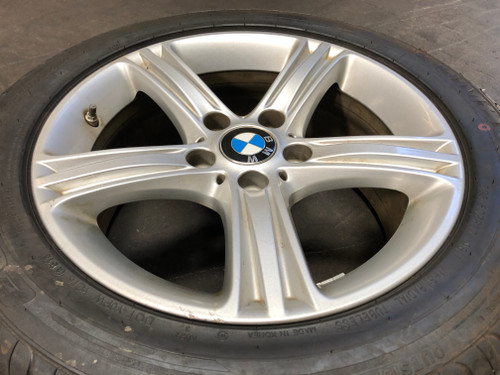 "BMW F30 328i 320i 428i 17"" Wheel Alloy Rim 7.5 x 17 6796242"