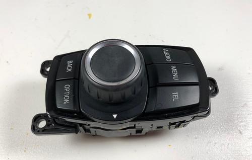 BMW F30 F31 328 320 CENTER CONSOLE I DRIVE MEDIA CONTROL KNOB 9261704