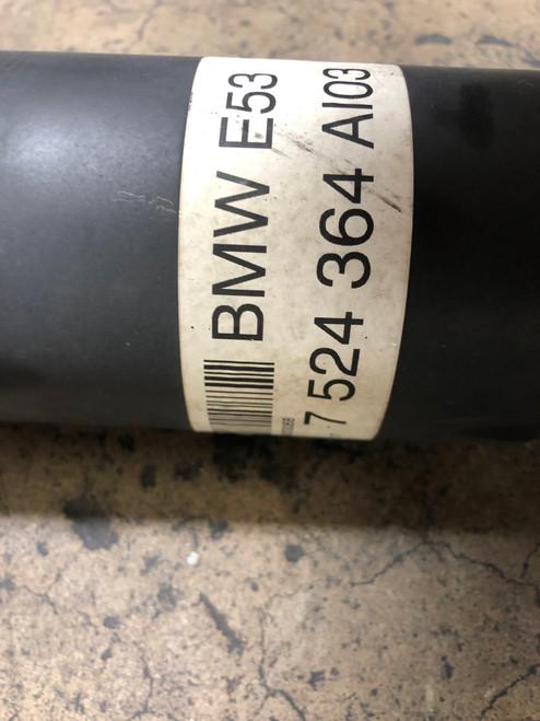 04 BMW X5 3.0 AUTO TRANSMISSION DRIVE SHAFT DRIVESHAFT 7524364