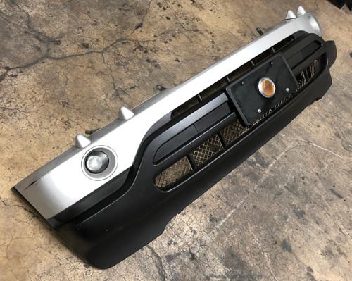 00-03 BMW E53 X5 FRONT BUMPER COVER SILVER 7027035