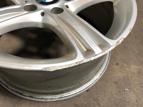 "BMW F30 328i 320i 428i 17"" Wheel Alloy Rim OEM 6796242"