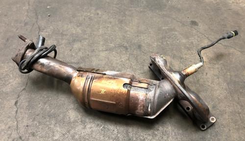 01-05 BMW E46 330 325 M54 ENGINE EXHAUST MANIFOLD HEADER 7502226