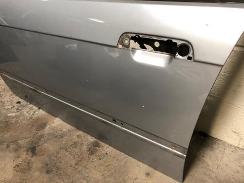 1997 BMW M3 328 325 Sedan Driver Front Door Silver